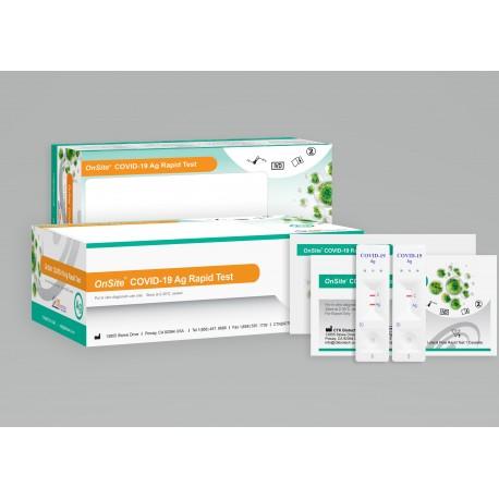 Teste rapide anticorpi Coronavirus SARS COV-2 (COVID-19)