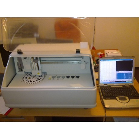 Arkimeds - analizor automat coagulare 120 teste / ora