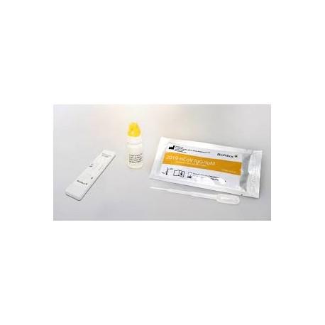 Teste rapide individuale anticorpi Coronavirus SARS COV-2 (COVID-19)